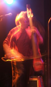 DJ Clevinger bass
